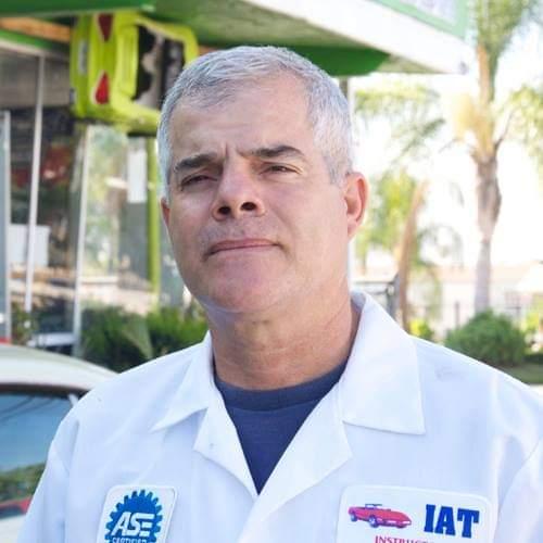 Rolando E. Calderon